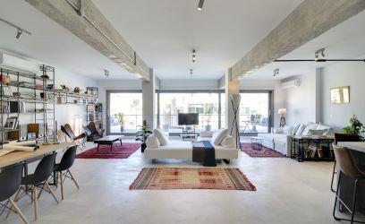 Ez a pazar athéni loftlakás a modern luxus definíciója