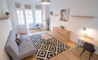 Így lehet egyszerűen, olcsón és nagyszerűen bebútorozni egy pesti lakást!