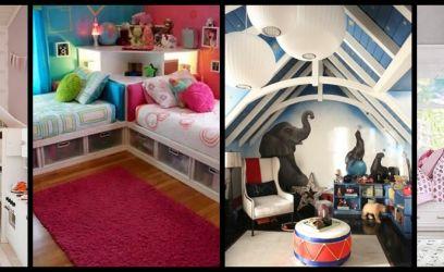 Egy fiú, egy lány, egy szoba? Így rendezd be!