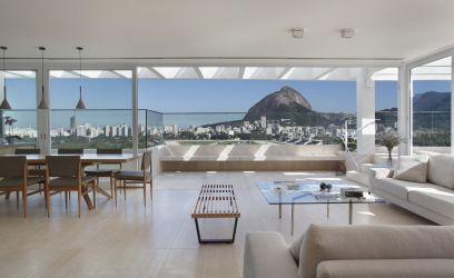 Boldogan laknánk nyár végéig ebben a riói penthouse-ban
