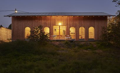 Csodás csömöri házra figyelt fel az egyik legnagyobb építészeti portál