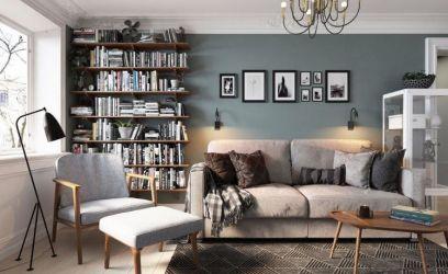 Így lehet egy 40 négyzetméteres lakást gyönyörűen (és költséghatékonyan!) felújítani