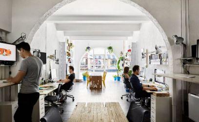 Egyedi stílusban felújított lakás, mely lehet hogy pont neked nem tetszene