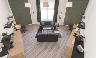 Felújítottunk és berendeztünk egy nagypolgári lakást Budapesten a Ráday utcában