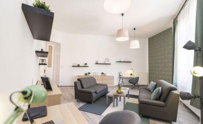 Felújítottunk és berendeztünk egy 95 négyzetméteres nagypolgári lakást a Ráday utcában