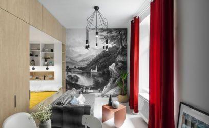 Spanyolos lakás Budapesten, mely egyszerre meleg, otthonos és nagyvonalú