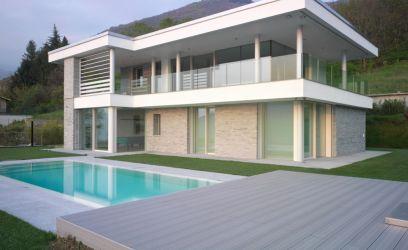 Egyszerre gyönyörködhetsz az Alpokban és a Garda-tóban ebből a házból